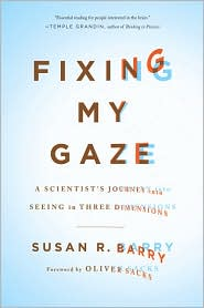 Book cover for Fixing my Gaze