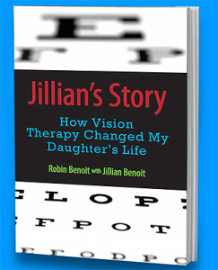 book cover for Jillian's Story